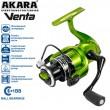 Катушка безынерционная Akara Venta 3000 6+1bb