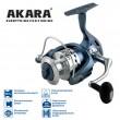 Катушка безынерционная Akara Sea Rider SRF6000 4+1bb зап. шпуля