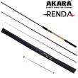 Удилище штекерное углепластик фидерное 3 колена Akara Renda Feeder TX-20 (40-80-120) 4,2 м
