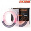 Шнур Akara Ultra Light Pink 100 м 0,12