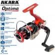 Катушка безынерционная Akara Optima 500 4+1bb зап. шпуля