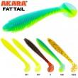 Рипер Akara Fat Tail-3,8 96 мм 466 (4 шт)