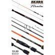 Спиннинг штекерный углепластик 2 колена Akara SL1002 Tirata 802MLMF TX-30 (3,5-10,5) 2,44 м