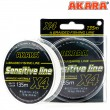 Шнур Akara Sensitive Line White 135 м 0,18