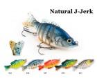 Воблер Raiden Natural J-Jerk 80 9,7 гр. 399