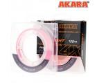 Шнур Akara Ultra Light Competition Pink 150 м 0,08