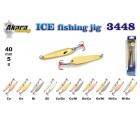 Блесна зимняя Akara Ice 3448 5 гр. Go
