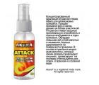 Аттрактант Akara Attack 20 мл масло-спрей для силиконовых приманок