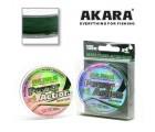 Шнур Akara Power Action X-4 Green 135 м 0,16