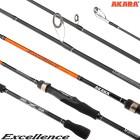 Спиннинг штекерный углепластик 2 колена Akara Excellence M 902 (6-28) 2,7 м