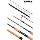 Спиннинг штекерный углепластик 2 колена Akara River Hunter M (7-28) 2,7 м