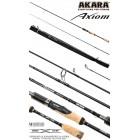 Спиннинг штекерный углепластик 2 колена Akara Axiom M (6-28) 2,70 м