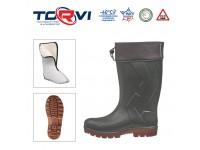 Сапоги Torvi 00328 -40С с подошвой ЭВА 4-слойный вкл.мех олива подошва шипы 43 р-р.