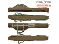 Чехол Fish2Fish Classsic 1,35 м с катушкой