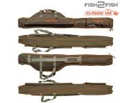 Чехол Fish2Fish Classsic 1,50 м с катушкой