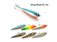 Воблер Raiden Drop Shad FS 60 14 гр. V6