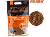 Прикормка Akara Premium Organic 1,0 кг Лещ