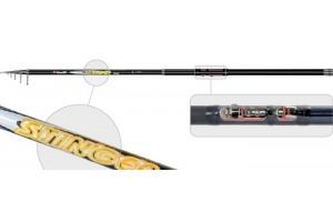 Удочка телескопическая углепластик с/с S Master 1536 Stinger Float (20-45) 5, 5 м