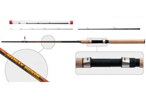 Пикер штекерный углепластик 2 колена Akara L9040 Antrax Piker (20-40) 2, 7 м со смен. хл.