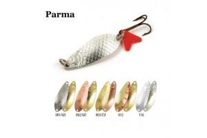 Блесна колеблющаяся Akara 1036 Parma 10 гр. 001/Go