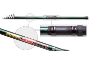 Удочка телескопическая стеклопластик д/с Akara Power Black (20-40) 6, 0 м