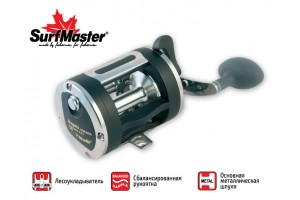 Катушка мультипликаторная Surf Master Regata RGM 200 3bb L