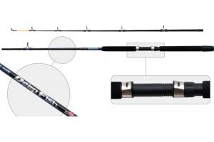 Спиннинг штекерный стеклопластик 2 колена S Master 3151 Deep Fish (50-200) 2, 7 м