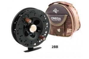 Катушка проводочная Akara Onega XT120B 2bb в сумке