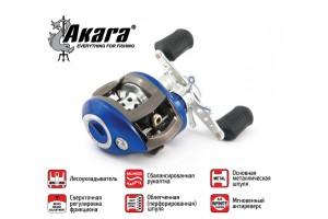 Катушка мультипликаторная Akara Sigeria SR 6+1 R кастинг + смазка