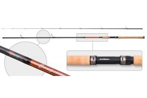 Спиннинг штекерный углепластик 2 колена S Master 3004 Competition IM8 (5-20) 2, 7 м