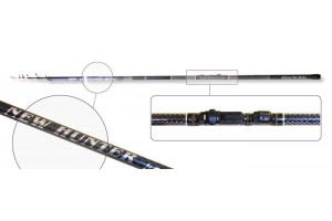Удочка телескопическая углепластик д/с Line Winder 0401 New Hunter (10-30) 6, 0 м