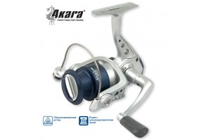 Катушка безынерционная Akara Avalon FD 430 4bb