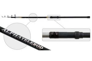 Удочка телескопическая стеклопластик д/с Akara Alpha Telerod 6, 0 м