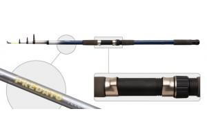 Спиннинг телескопический стеклопластик с/с S Master 10120 Predato (80-150) 3, 9 м