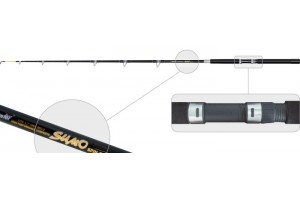 Спиннинг штекерный стеклопластик 2 колена S Master 1370 Sumo (100-500) 1, 65 м