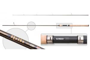 Спиннинг штекерный углепластик 2 колена S Master 3005 Strike IM7 (7-28) 2, 7 м