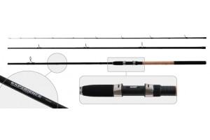 Удилище Фидерное штекерное углепластик 3 колена Akara L1235 Experience Feeder TX-20 (60-90-120) 3, 0 м